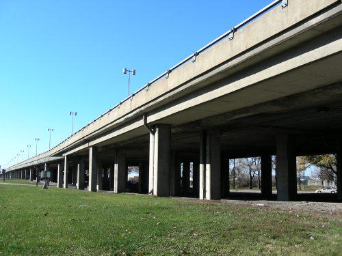 Montréal sous les ponts et les viaducs 5