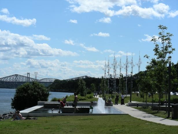 Québec Promenade Samuel-de-Champlain
