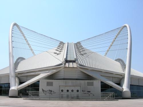 Parc Olympique d'Athènes 1 par Calatrava