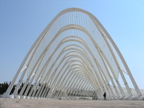 Parc Olympique d'Athènes 2 par Calatrava