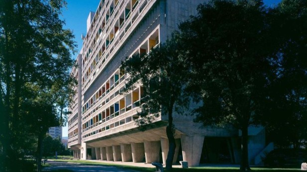 La Cité Radieuse Le Corbusier
