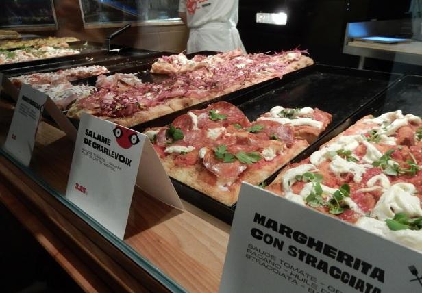 Pizza Morso Le Central