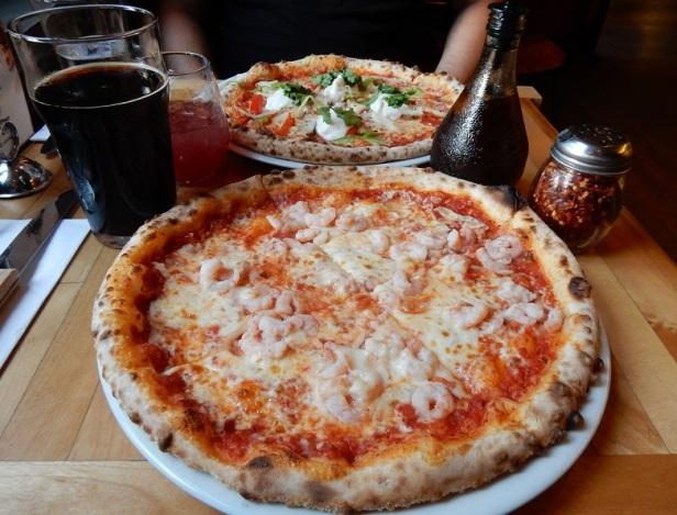 Pizza Pizzaiolle Montréal