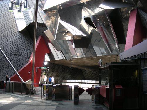 Station de métro De LaSalle à Verdun
