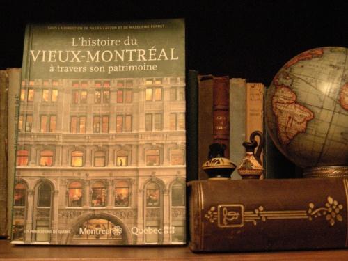 L'histoire du Vieux-Montréal à travers son patrimoine