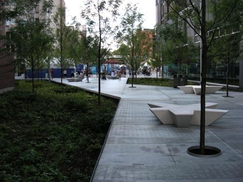 Parc de la Maison du Développement Durable
