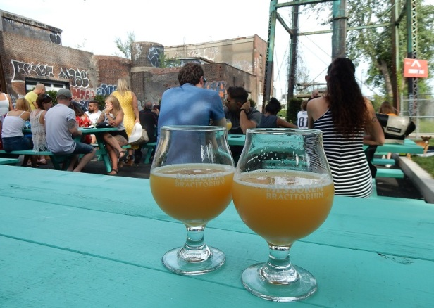 Messorem bière Montréal brasserie