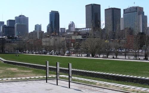 Champ-de-Mars Montréal
