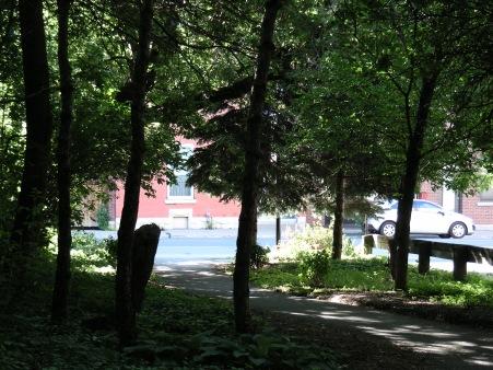 Parc du Premier Chemin de Fer