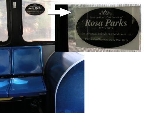 Commémoration Autobus