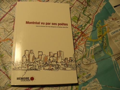 Montréal vu par ses poètes