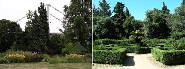 Floralies vs Jardin