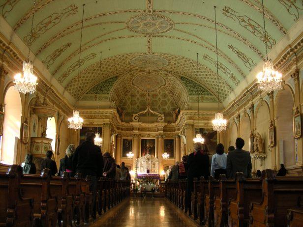 1 Église de la Visitation-de-la Bien Heureuse Vierge Marie dans Ahuntsic