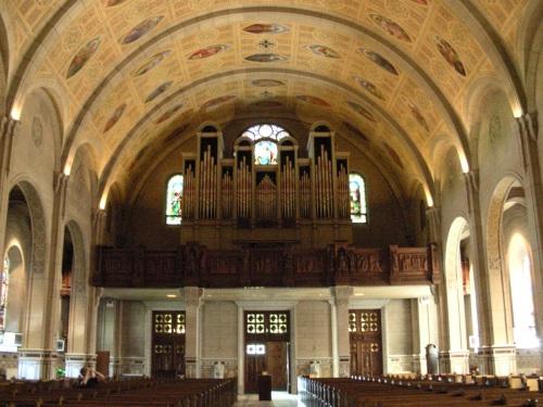 5 Église Saint-Léon dans Westmount