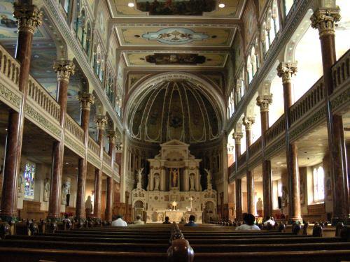 6 Sanctuaire du Saint-Sacrement dans Le Plateau