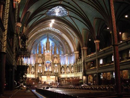 Église Notre-Dame Ville-Marie