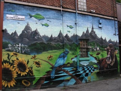 0 14 Café Graffiti - Luc Bouchard Plateau