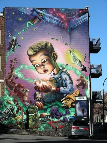 NDG2 A'Shop Quand je serai grand, je resterai enfant 2012