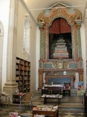 3a Église de Santiago - Librairie