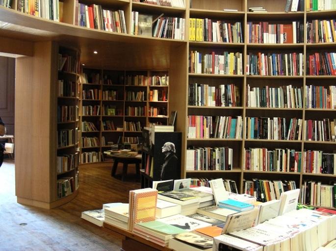 3b Église de Santiago - Librairie