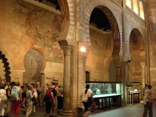 7 Église San Román - Centre d'Interprétation Historique