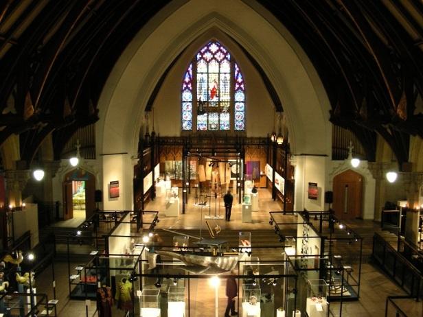 Hiver Muséedes Maitres et Artisans Montréal