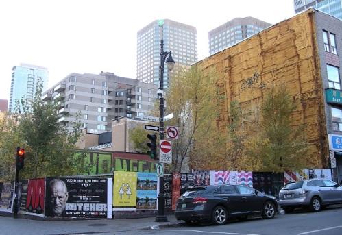 Emplacement de choix pour un futur musée d'art contemporain Chinois à Montréal?