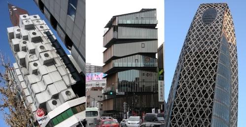 Oser l'architecture Tokyo