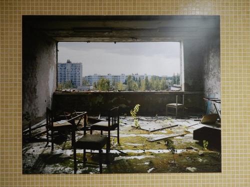 Une des photos de la série I was here, de Ambroise Tézenas