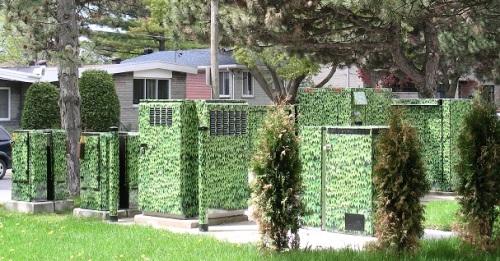 Camouflage urbain Côte-Saint-Luc 1