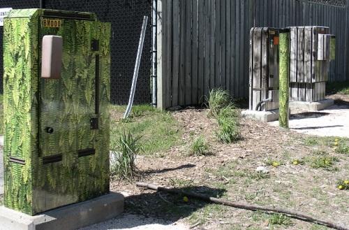 Camouflage urbain Côte-Saint-Luc 4