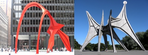 Calder à Chicago vs à Montréal