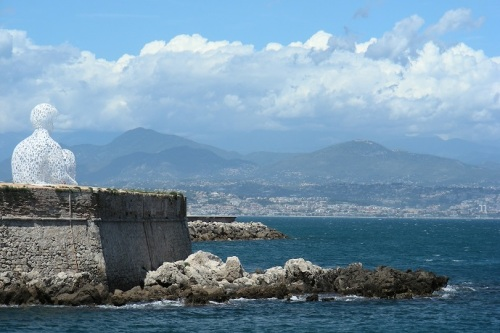Jaume Plensa Cap d'Antibe