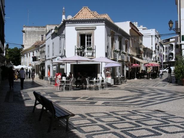 4 Trottoirs Algarve Faro 1
