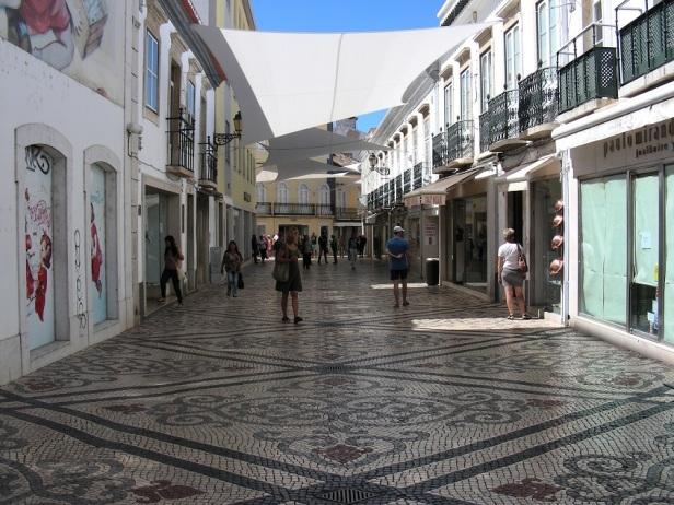 4 Trottoirs Algarve Faro 2