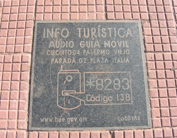 5 Trottoirs Buenos Aires