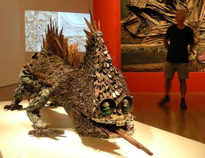 a Sordidness serie Comic Monsters de Juanito Laguna