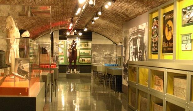 L'Entrepot Lachine Dawes Black Horse Ale Musée