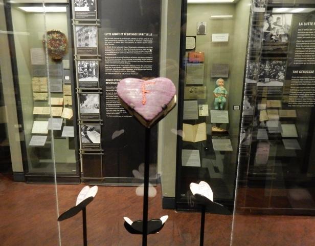 Musée de l'Holocauste 1