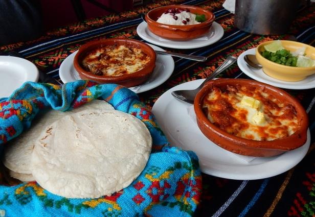 Tacos resto Maria Bonita