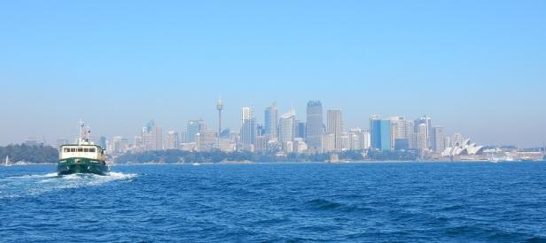 Effet apaisant Sydney