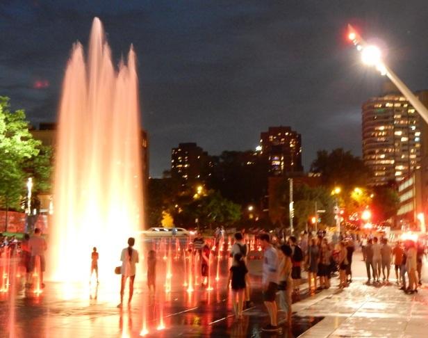 Montréal Place des Spectacles