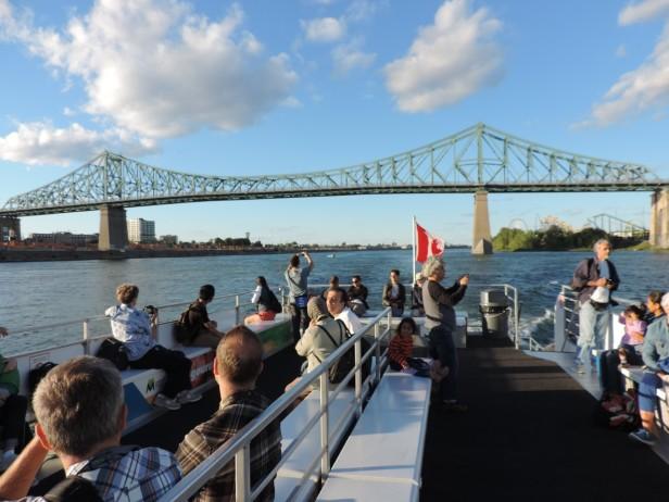 Navette Montréal