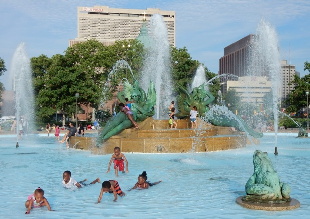 Philadelphie Swann Memorial Fountain (3)