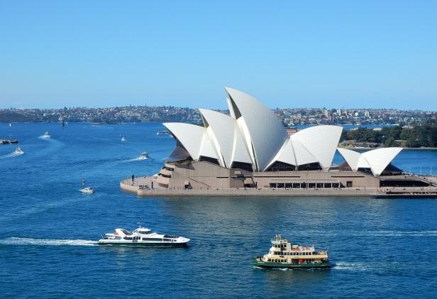 Sydney bateaux-taxis