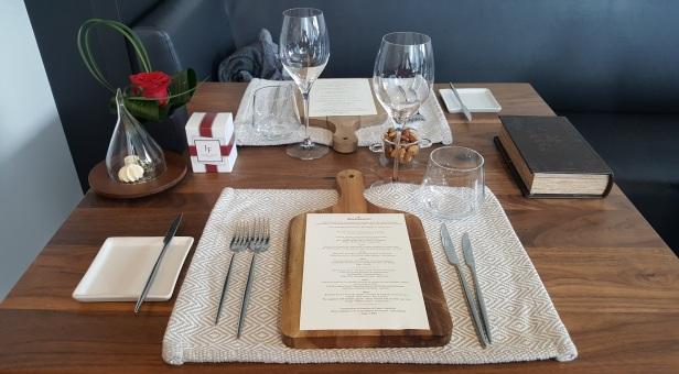 Brasserie du restaurant Europea Montréal