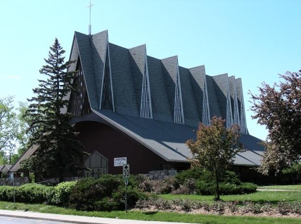Église Saint Edmund of Canterbury Beaconsfield Roger D'Astous (1)