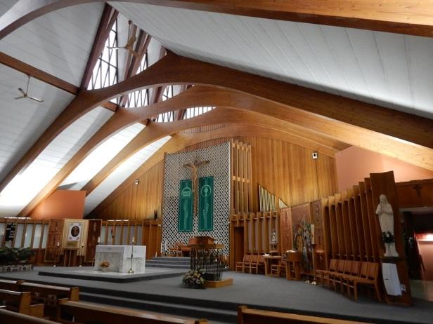 Église Saint Edmund of Canterbury Beaconsfield Roger D'Astous (2)