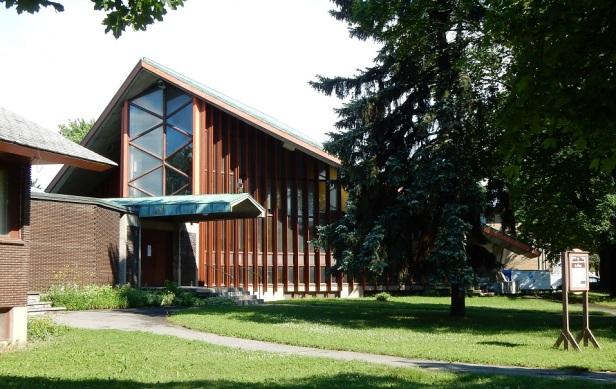 Église Saint-Rémi Montréal Roger D'Astous