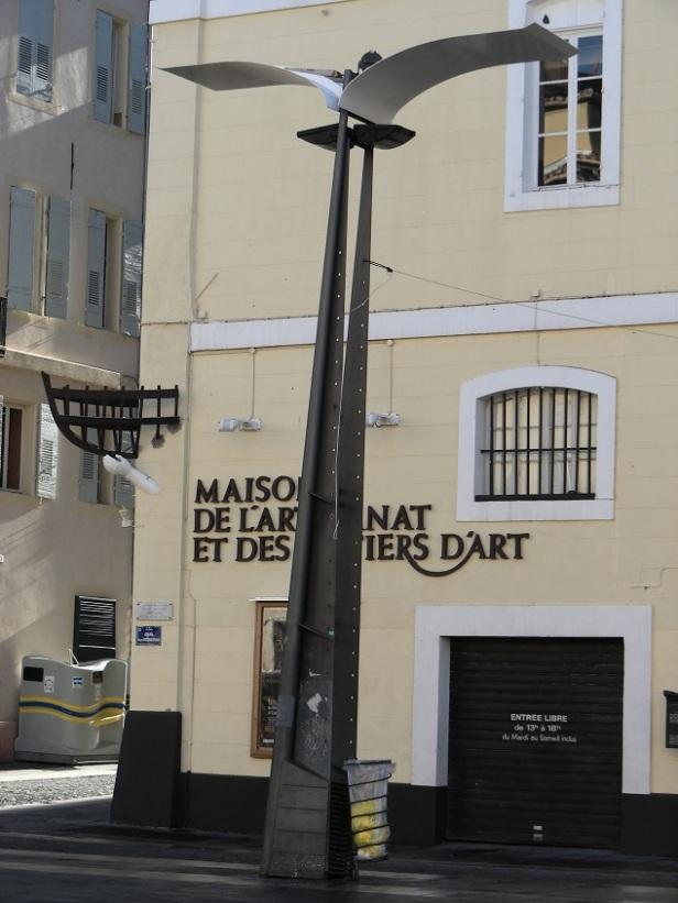 Marseilles Éclairage Lampadaire